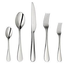 Christofle Stainless Steel Origine 30pc Set Includes 6 x 5pc