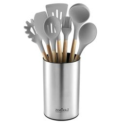 Stainless Steel Kitchen Utensil Holder, Kitchen Caddy, Utens