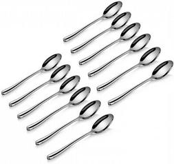 Teaspoon Set 12-Piece Forged Stainless Steel 18/10 Artaste R