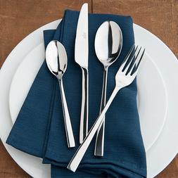 Towle ~ Luxor 20 Piece Flatware 18/10 Stainless Dinnerware S