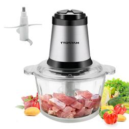 Electric Meat Grinder Home Kitchen Industrial Stainless Stee