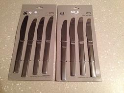 WMF Vela Stainless Steel Dinner Knives, Set of 4