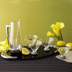 Vibe 7 - Piece Martini Set