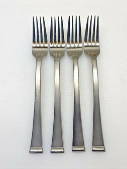 VTG KITCHEN Cambridge 18/8 Stainless CBS98 4 Dinner Forks 8