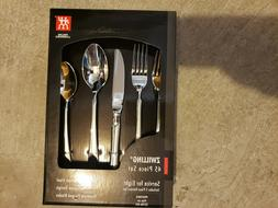 zwilling ja henckels provence 45pc 8 persons